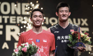Jonathan Christie Juara French Open 2019